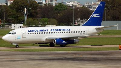 LV-ZTX - Boeing 737-228(Adv) - Aerolíneas Argentinas