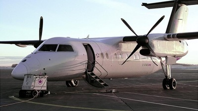 C-GTAE - Bombardier Dash 8-102 - Air Canada Jazz