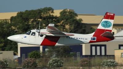 VH-PAR - Aero Commander 500S - Reefwatch Air Tours