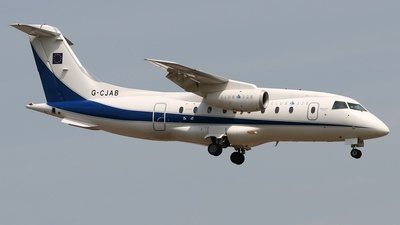 G-CJAB - Dornier Do-328-300 Jet - Club Airways
