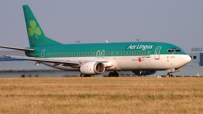 EI-BXI - Boeing 737-448 - Aer Lingus