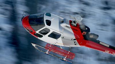 HB-ZBJ - Eurocopter AS 350B3 Ecureuil - Heli-Linth