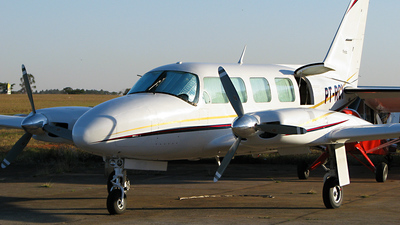 PT-RCI - Embraer EMB-820 Navajo - Private