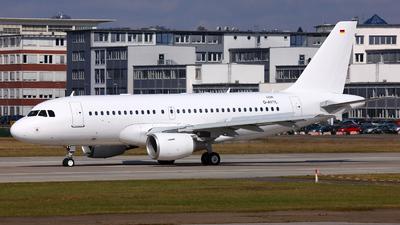D-AVYL - Airbus A319-115(CJ) - Private