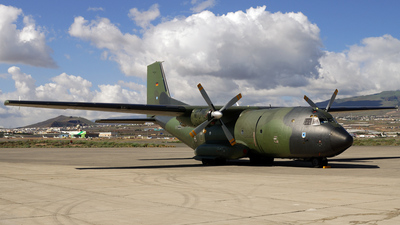 50-84 - Transall C-160D - Germany - Air Force