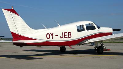 OY-JEB - Piper PA-28-161 Cadet - Private