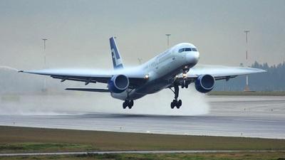 OH-LBX - Boeing 757-2Q8 - Finnair