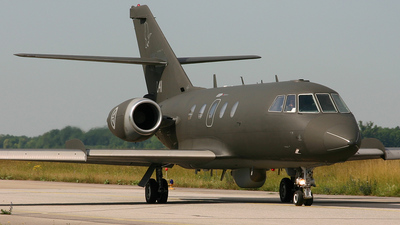 041 - Dassault Falcon 20ECM - Norway - Air Force