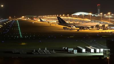 RJBB - Airport - Ramp