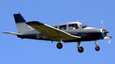 A picture of GBCRL - Piper PA28151 - [287415689] - © Dave Marshall