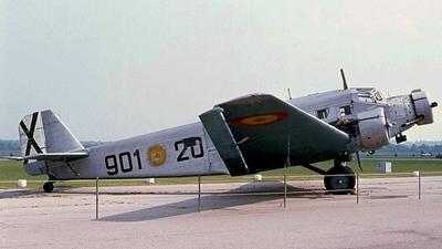T2B-244 - CASA 352L - Spain - Air Force