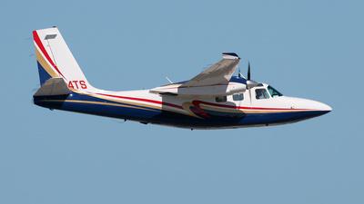 A picture of N444TS - Aero Commander 500S - [3182] - © Mark Abbott