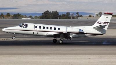 N371QS - Cessna 560XL Citation Excel - Private