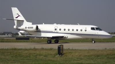 B-8089 - Gulfstream G200 - Deer Jet