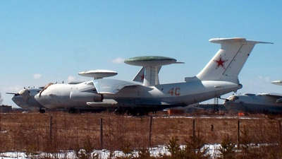 40 - Beriev A-50 - Russia - Air Force