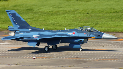 93-8554 - Mitsubishi F-2A - Japan - Air Self Defence Force (JASDF)