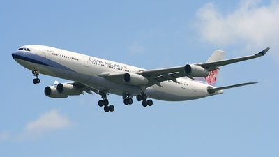 B-18803 - Airbus A340-313X - China Airlines