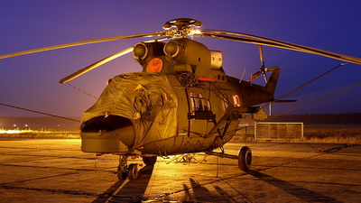 0604 - PZL-Swidnik W3 Sokol - Poland - Army