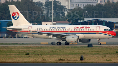B-2222 - Airbus A319-112 - China Eastern Airlines
