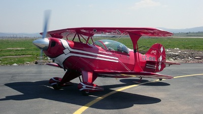 LZ-AIR - Pitts S-2B Special - AirSport