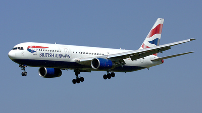 G-BNWM - Boeing 767-336(ER) - British Airways