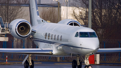 N405HG - Gulfstream G-V - Private