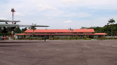 SBTT - Airport - Terminal
