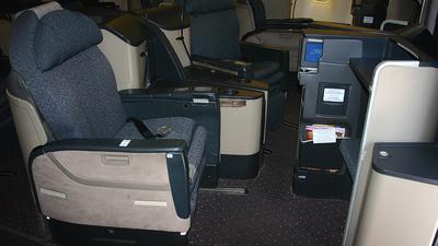 PP-VRF - Boeing 777-222(ER) - Varig