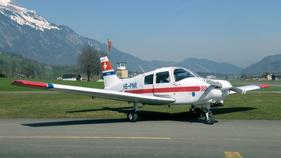 HB-PNR - Piper PA-28-161 Cadet - Private