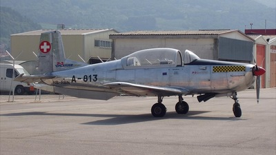 HB-RBN - Pilatus P-3-03 - Private