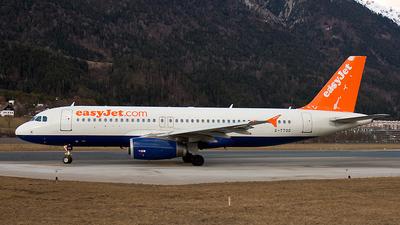 G-TTOD - Airbus A320-232 - easyJet