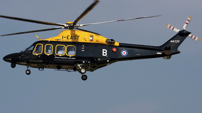 I-EAST - Agusta-Westland AW-139 - United Kingdom - Royal Air Force (RAF)