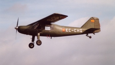 EC-CHQ - Dornier Do-27A5 - Private