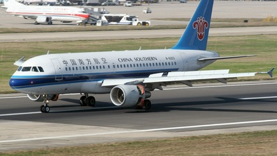 B-6203 - Airbus A319-112 - China Southern Airlines