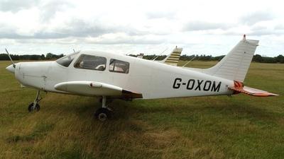 G-OXOM - Piper PA-28-161 Cadet - Private