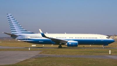N737SP - Boeing 737-8EQ(BBJ2) - EIE Eagle