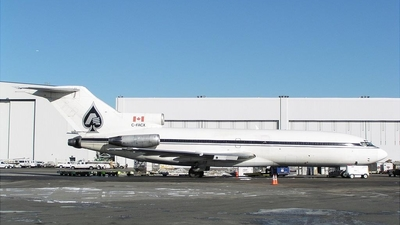 C-FACX - Boeing 727-27(F) - All Canada Express