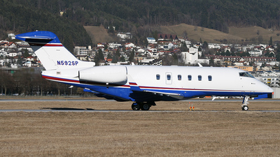 A picture of N592SP -  - [] - © Florian Larcher