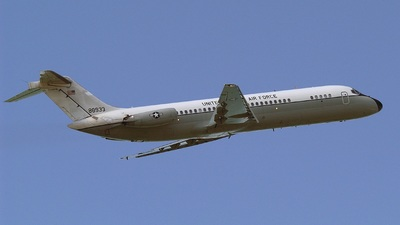 68-8933 - McDonnell Douglas C-9A Nightingale - United States - US Air Force (USAF)