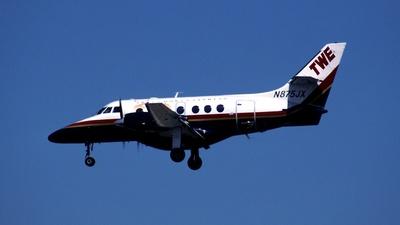 N875JX - British Aerospace Jetstream 31 - Trans World Express (Corporate Airlines)