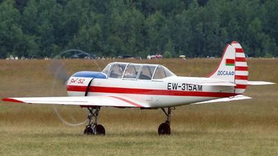 EW-315AM - Yakovlev Yak-52 - DOSAAF