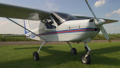 G-TECO - Tecnam P92 Echo - Private
