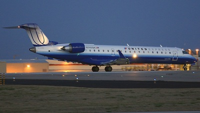 N740SK - Bombardier CRJ-701 - United Express (SkyWest Airlines)
