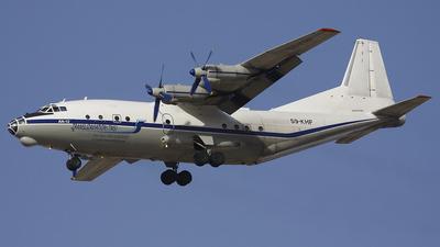 S9-KHF - Antonov An-12B - Transliz Aviation