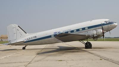 CF-FTR - Douglas DC-3C - First Nations Transportation (FNT)