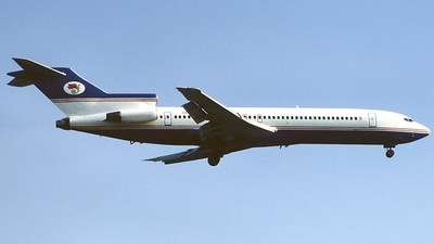 OY-SCC - Boeing 727-212(Adv) - Sterling European Airlines