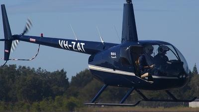 VH-ZAT - Robinson R44 Raven II - Private