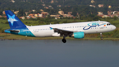 F-GRSD - Airbus A320-214 - Star Airlines