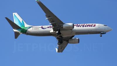 9Y-PBM - Boeing 737-8BK - Caribbean Airlines