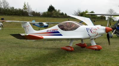 G-CDBY - Dyn'Aéro MCR-01 Club - Private